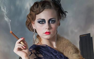 Maquillaje teatral - Maquillaje Makeup